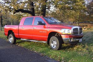 Ram Pickup Truck