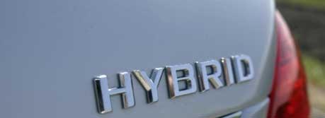 Hybrid Repair & Service