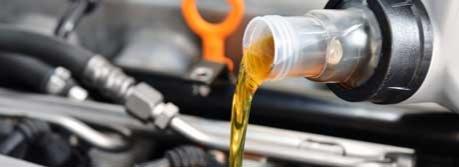 Oil Change & Filter Service