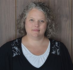 Amanda Zumbrun, Office Manager