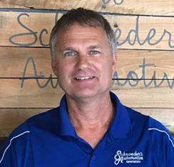 Dave Schroeder, President