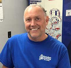 Todd Geyer, Service Advisor