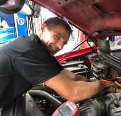 Jeff Jakubowski, Lead Technician