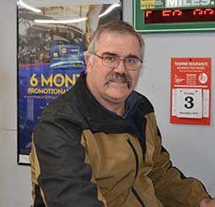 Ernie Stephen, Service Advisor
