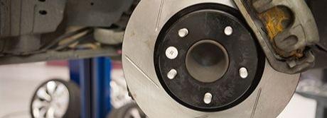 Brakes and Rotors Service