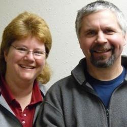 Bob & Mary Harvey