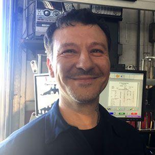 Fred Motta Technician