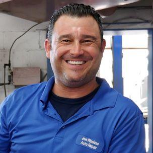 Peter Calderaro- Service Writer
