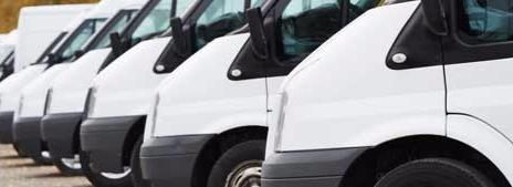 Fleet of light trucks