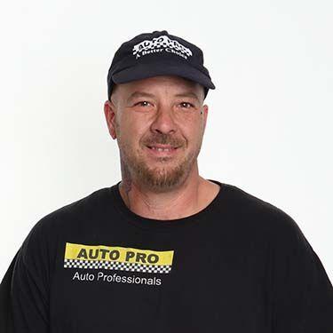 Robby Shuker, Auto Repair Technician
