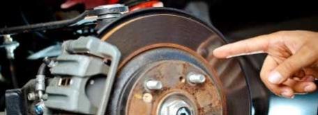 Mike Wolfe Service | Brake Repair