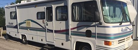 Motor Home Structural Coach Repairs