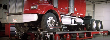 Truck & Trailer Wheel Alignment