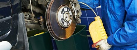 Brake Service & Repair