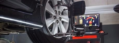 Tires & Four-Wheel Alignments