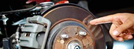 Brake Inspection, Repair & Service