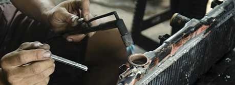 Radiator Coolant, Antifreeze Change & Flush