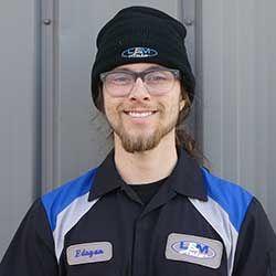Edryan Service Lube Technician