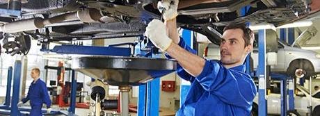 Undercar Repair