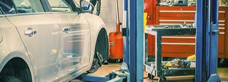 Suspension Repair & Alignment
