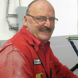 David – Master Auto Body Technician