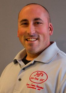 Jeff Viens, Owner & Manager
