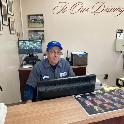 Jerry - Owner/Operator