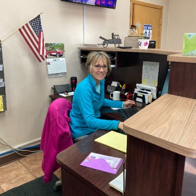 Laurie - Owner/Office Manager