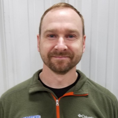 Service Manager Shane