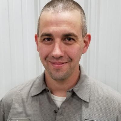 Automotive Technician Dustin