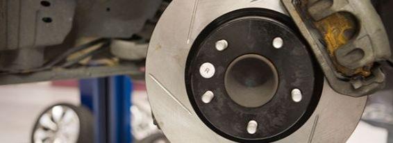 Brake and Rotors Service