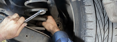 Steering & Suspension Repairs