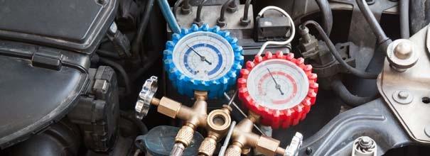 Auto A/C & Heat Service