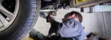 Suspension Service - Mechanic