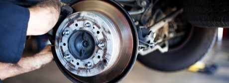Brakes and Rotors Repair