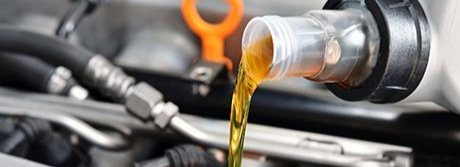 Oil Change & Lube Services