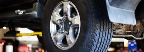 Wheel Alignment Service