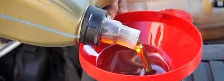 Oil Change / Adding Oil