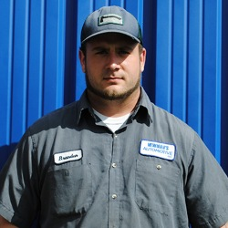 Brandon Osborn - Service Writer at Newman's Automotive