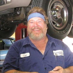 Taz, ASE-Certified Auto Repair Technician