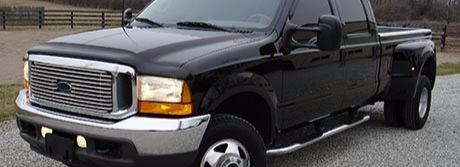 Diesel Pickup Repair