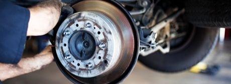 Brake and Rotors Repair