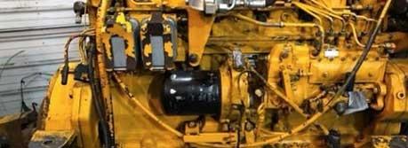 Diesel Engine Service