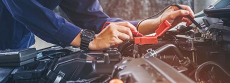 Check Engine Light Diagnostics & Repair