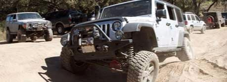 Jeep Repair & Modifications