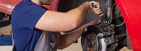DMV Brake & Lamp Inspection